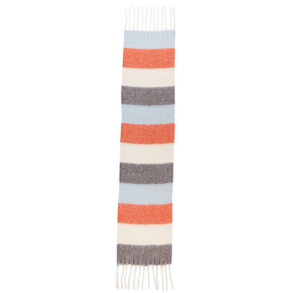 Ultra soft and over-sized, these scarves give the ultimate cold weather cuddle feeling. Available in two colors, this is sure to be a staple in your winter wardrobe.
