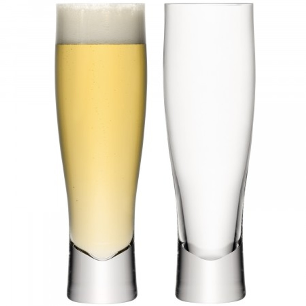Lager Beer Glass - Set of 2