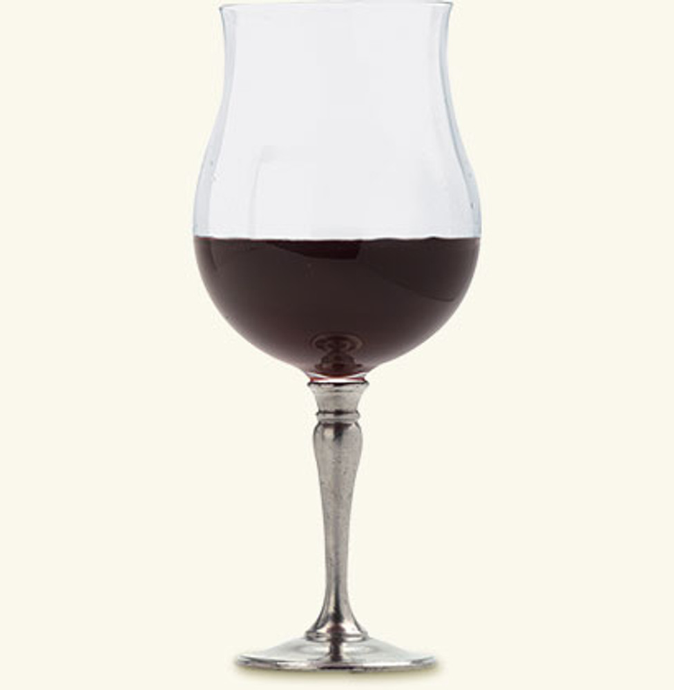 Tulip Red Wine Glass