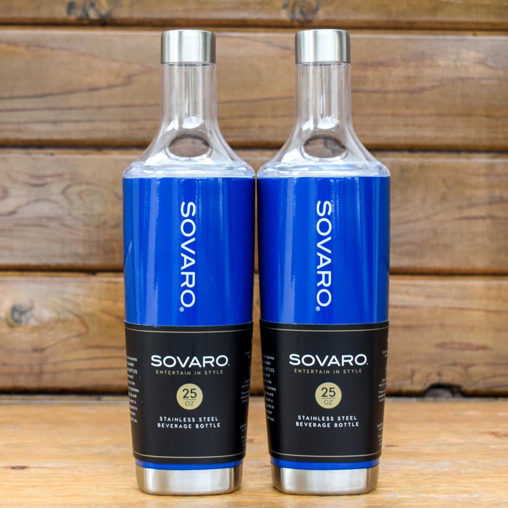 Sovaro Beverage Bottle
