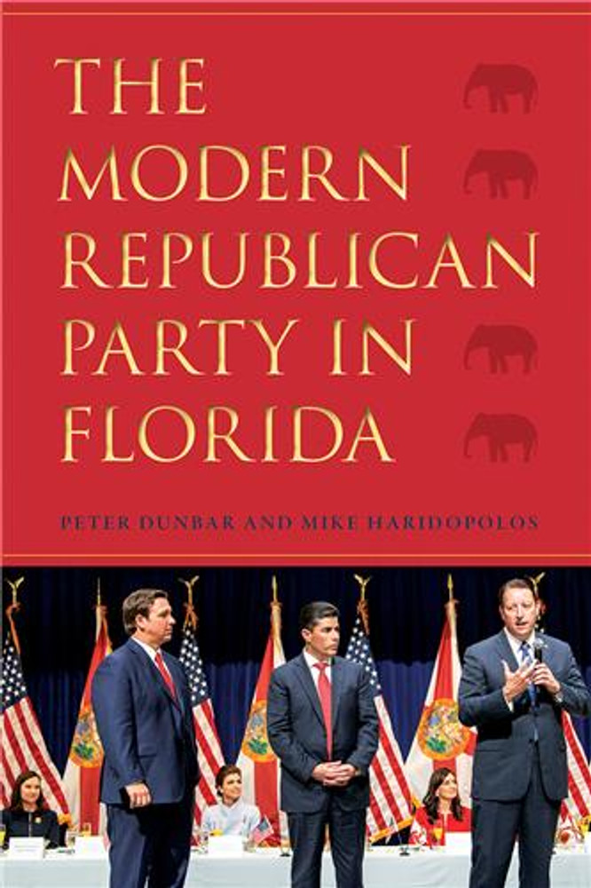 """Despite Florida's current reputation as a swing state, there was a time when its Republicans were the underdogs against a Democratic powerhouse. This book tells the story of how the Republican Party of Florida became the influential force it is today. Republicans briefly came to power in Florida after the Civil War but were called """"carpetbaggers"""" and """"scalawags"""" by residents who resented pro-Union leadership. They were so unpopular that they didn't earn official party status in the state until 1928. Peter Dunbar and Mike Haridopolos show how, due largely to a population boom in the state and a schism in the Democratic Party, Republicans slowly started to see their ranks swell. This book chronicles the paths that led to a Republican majority in both the state Senate and House in the second half of the twentieth century and highlights successful campaigns of Florida Republicans for national positions. It explores the platforms and impact of Republican governors from Claude Kirk to Ron DeSantis. It also looks at how a robust two-party system opened up political opportunities for women and minorities and how Republicans affected pressing issues such as public education, environmental preservation, and criminal justice. As the Sunshine State enters its third decade under GOP control and partisan tensions continue to mount across the country, this book provides a timely history of the modern political era in Florida and a careful analysis of challenges the Republican Party faces in a state situated at the epicenter of the nation's politics."""
