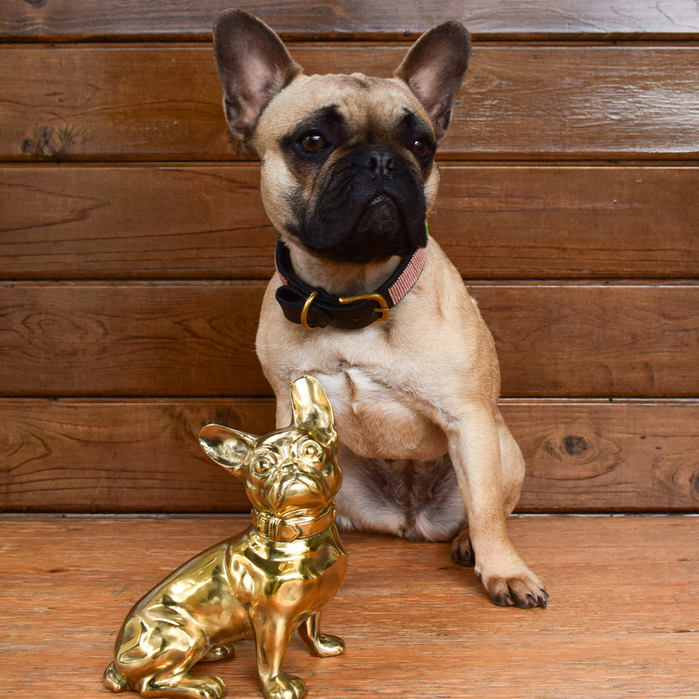 Frenchie Sculpture