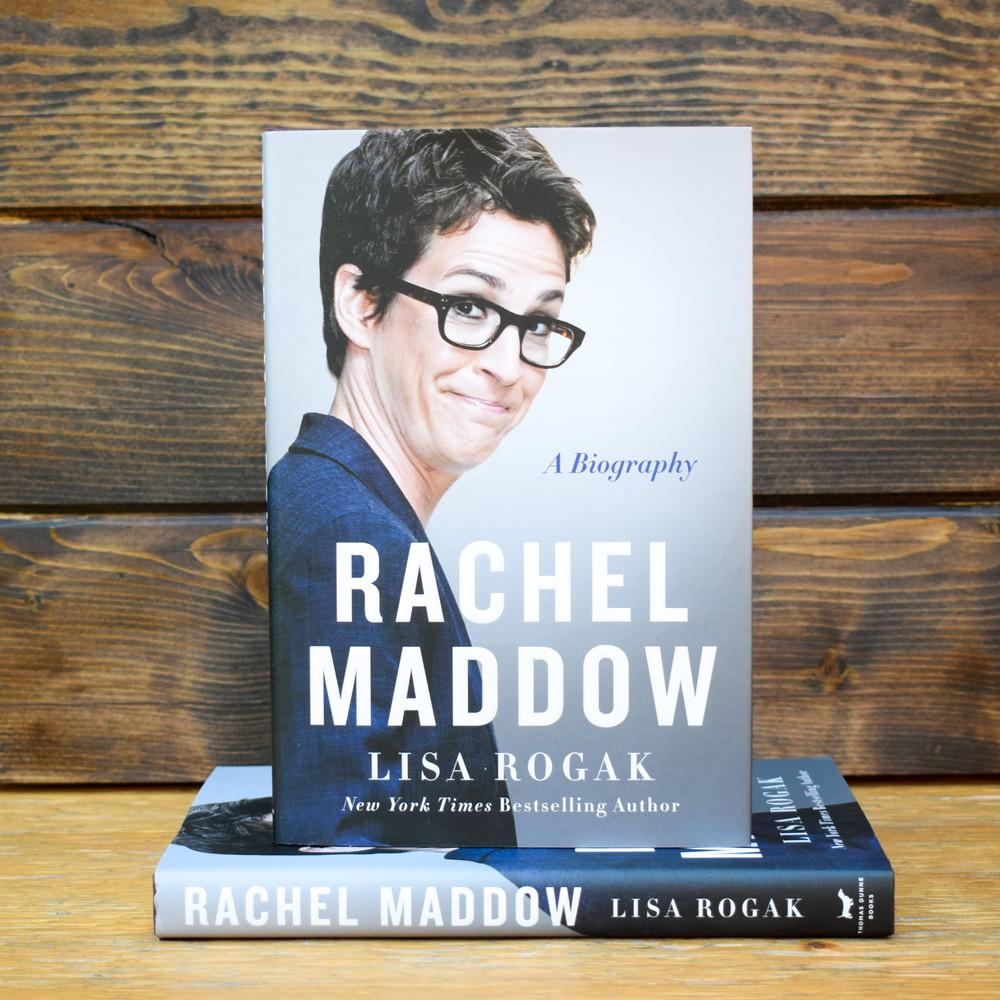Rachel Maddow A Biography