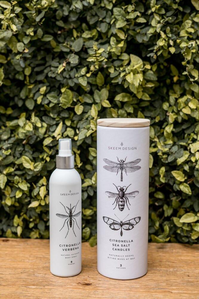 Citronella Outdoor Body Spray