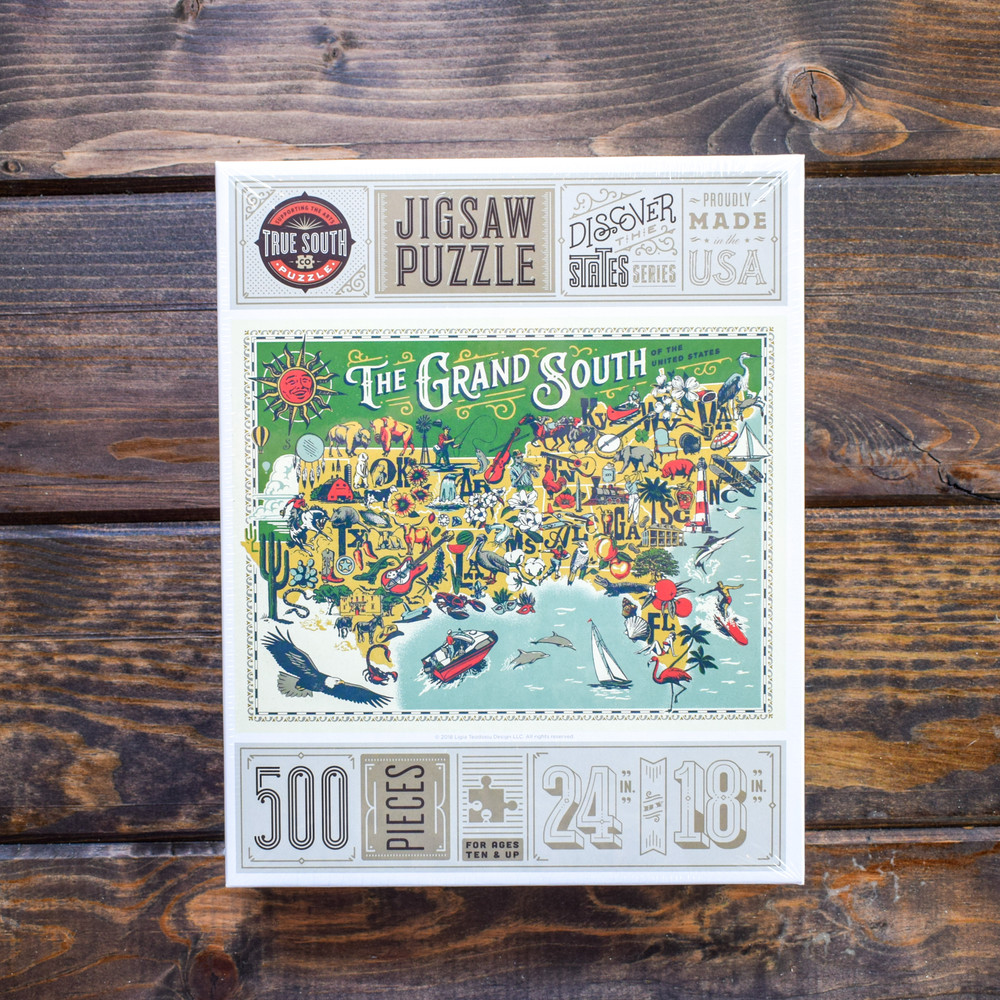A great way to enjoy family time at home ... These adventure puzzles will remind you of all the amazing USA has to offer in the great outdoors! Or, see of you can piece together a masterpiece of  some of our world's favorite dog breeds!