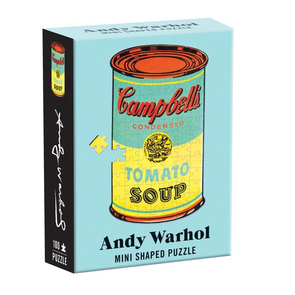 Mini Andy Warhol Puzzle