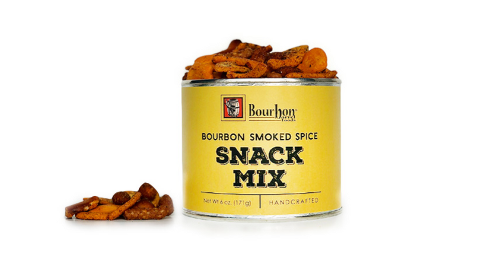 Bourbon Snack Mix