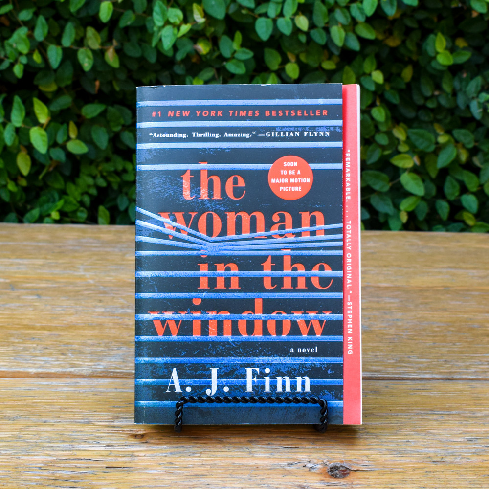 Woman in the Window (PB) by A J Finn