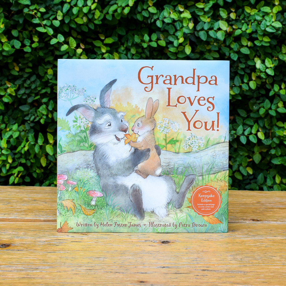 Grandpa Loves You (Boardbook)