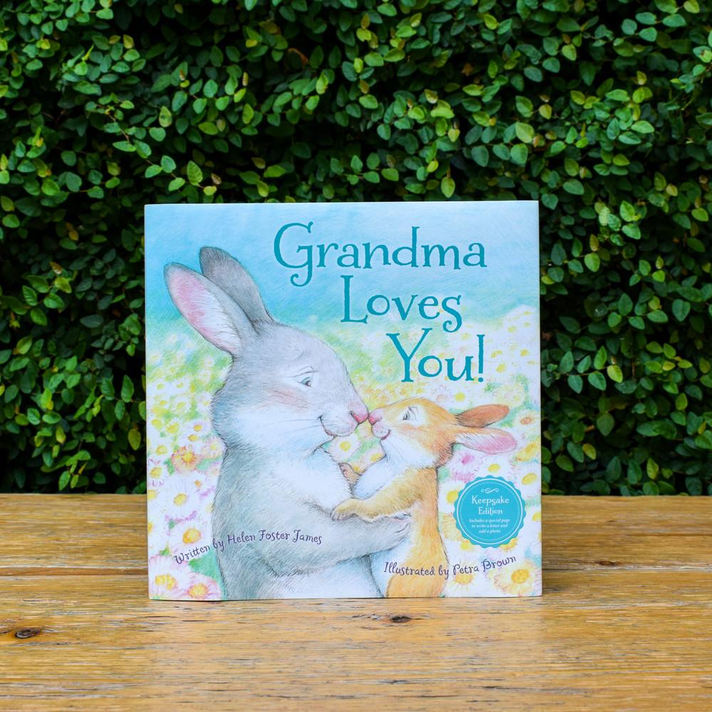 Grandma Loves You (HB)