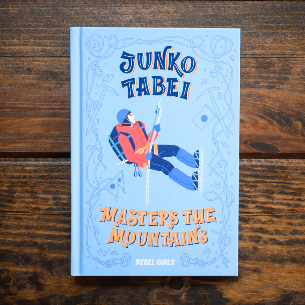 She struggles in gym class and on short hikes. Other students laugh because they think she is small and weak. In fourth grade, her teacher Watanabe-Sensei takes her class on a trip to a mountain. It's bigger than any Junko's ever seen, and she's determined to make it to the top.
