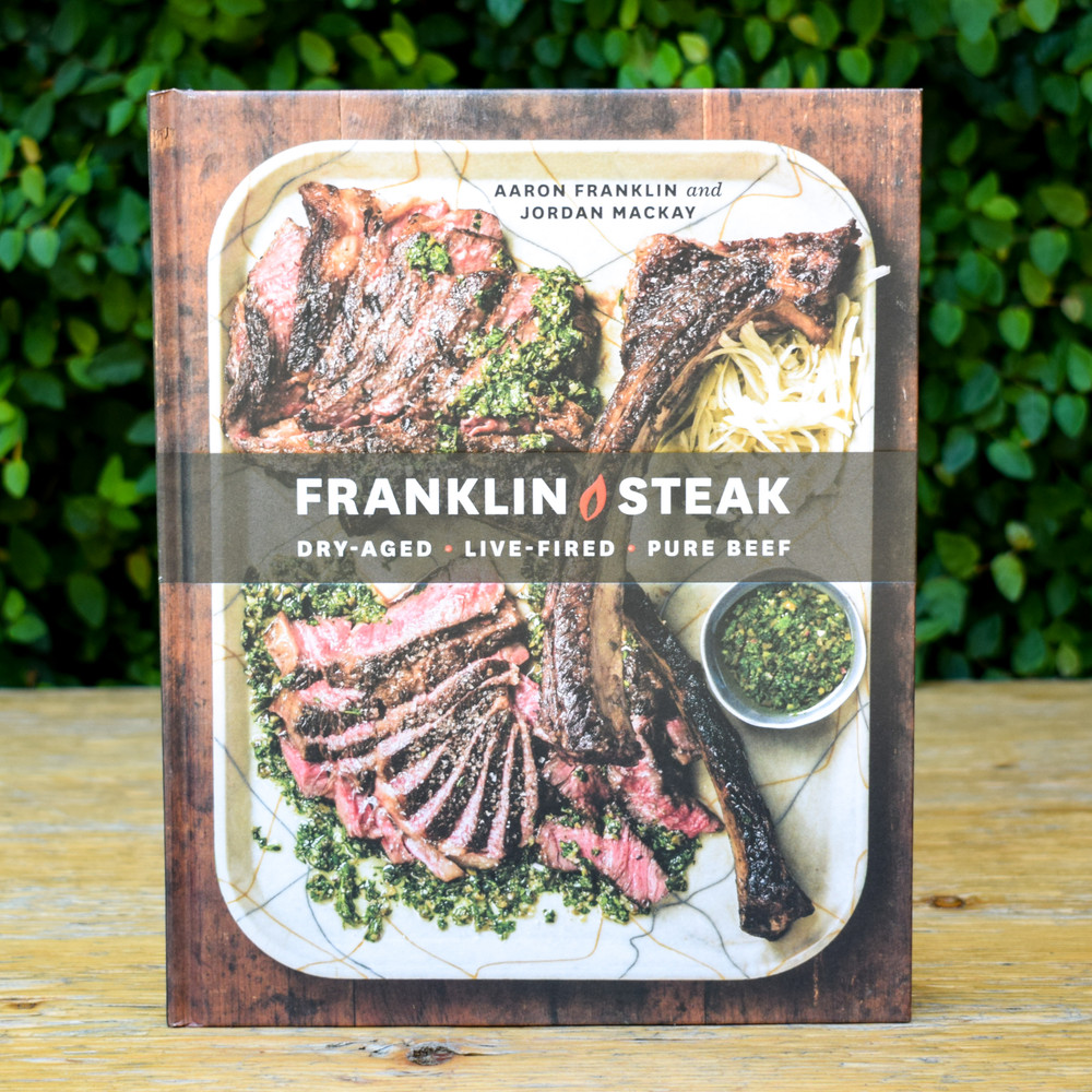 The be-all, end-all guide to cooking the perfect steak—from buying top-notch beef, seasoning to perfection, and finding or building the ideal cooking vessel—from the James Beard Award–winning team behind the New York Times bestseller Franklin Barbecue.
