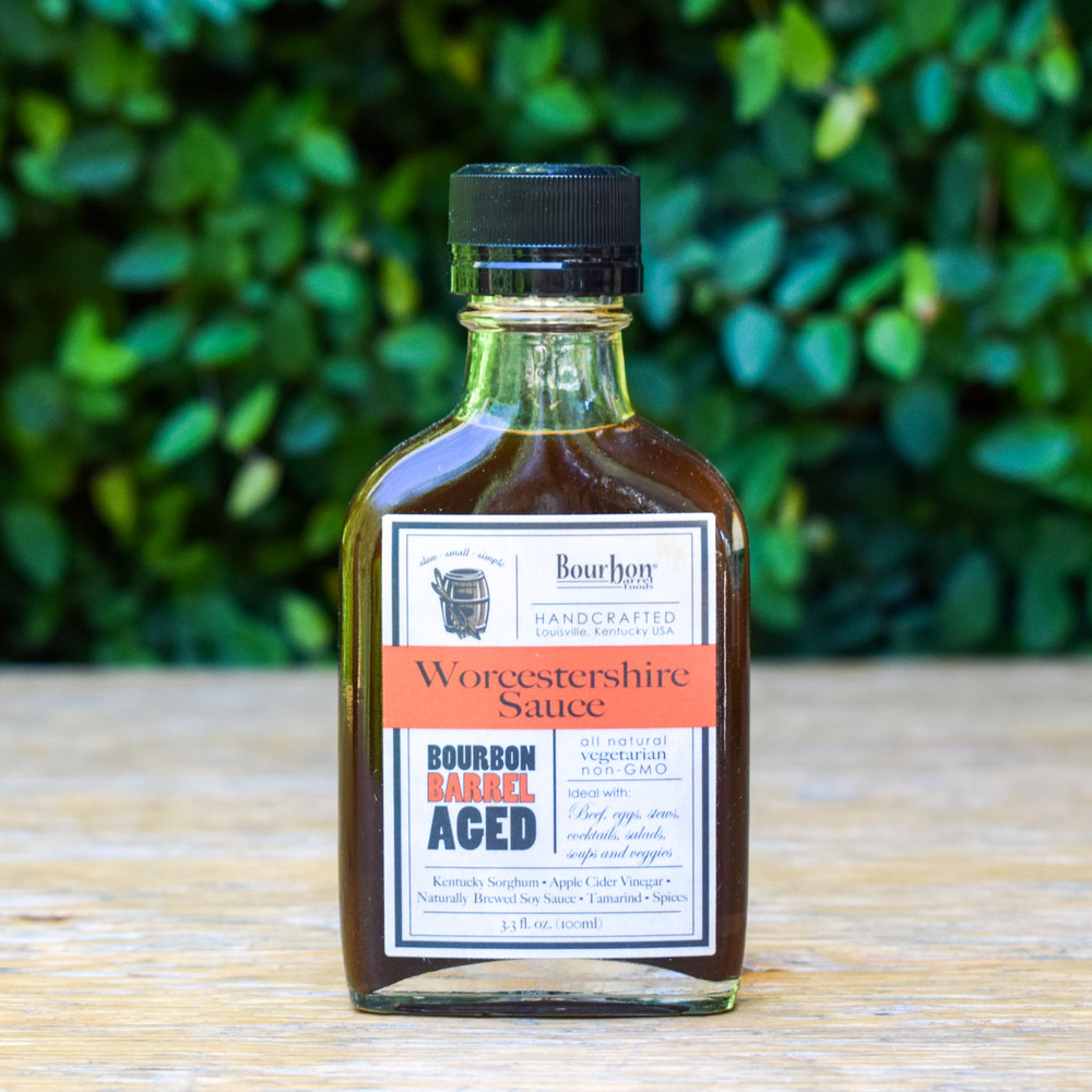 Bourbon Aged Worcestershire