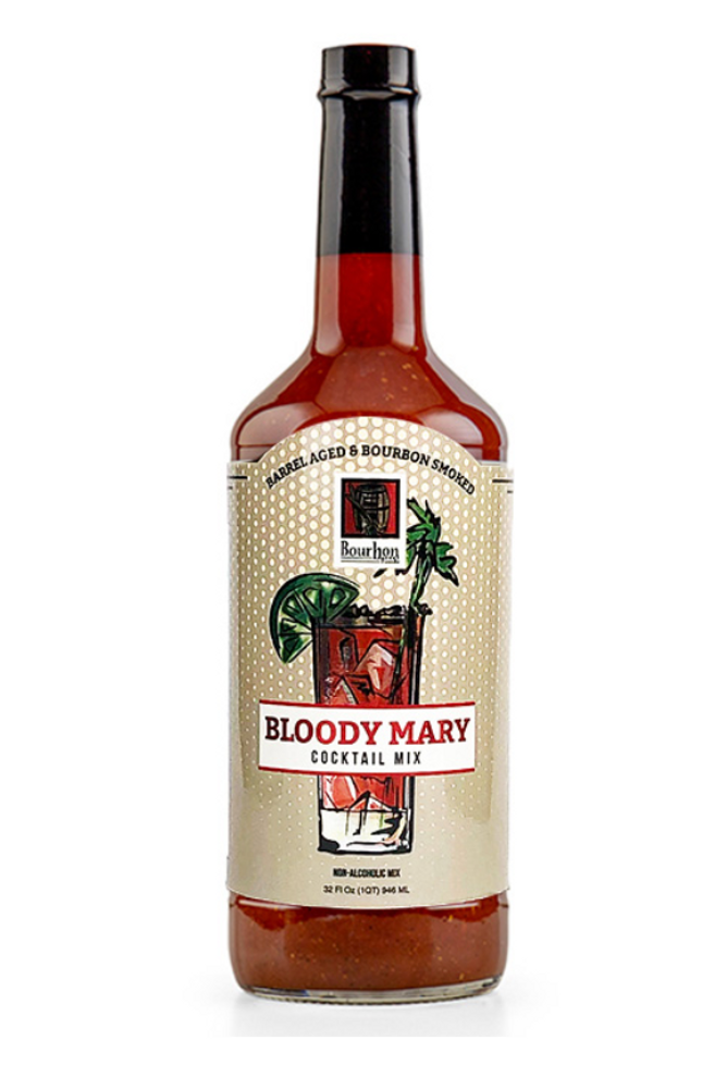 The perfect Bloody Mary mix?! It does exist! Bourbon Barrel Foods has combined their own vegetarian Worcestershire with their signature Bourbon Smoked Spices to create this perfectly tangy, citrusy,  Bloody Mary mix. Just add your favorite liquor and garnish!   We recommend our AABIII seasoning for a salted rim!