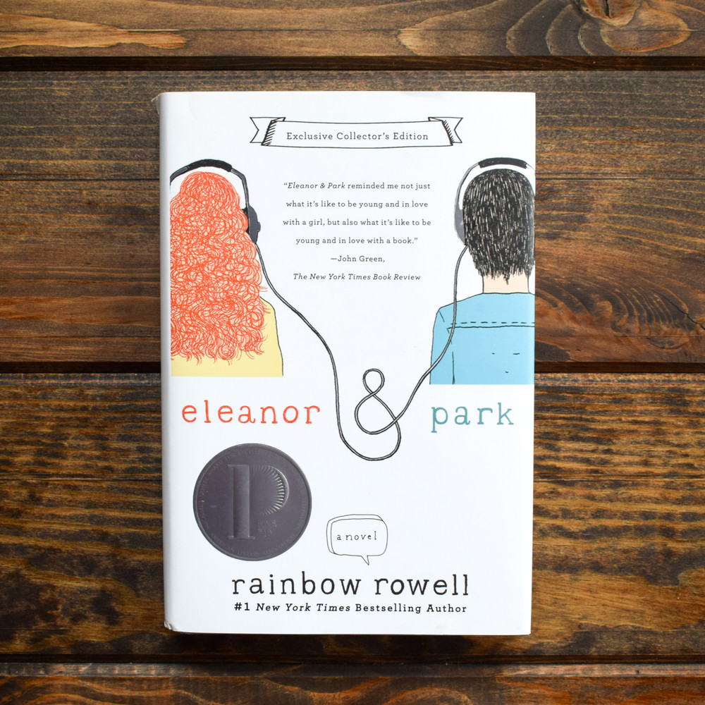 """""""Eleanor & Park reminded me not just what it's like to be young and in love with a girl, but also what it's like to be young and in love with a book.""""-John Green, The New York Times Book Review  Bono met his wife in high school, Park says. So did Jerry Lee Lewis, Eleanor answers. I'm not kidding, he says. You should be, she says, we're 16. What about Romeo and Juliet? Shallow, confused, then dead. I love you, Park says. Wherefore art thou, Eleanor answers. I'm not kidding, he says. You should be.  Set over the course of one school year in 1986, this is the story of two star-crossed misfits-smart enough to know that first love almost never lasts, but brave and desperate enough to try. When Eleanor meets Park, you'll remember your own first love-and just how hard it pulled you under."""