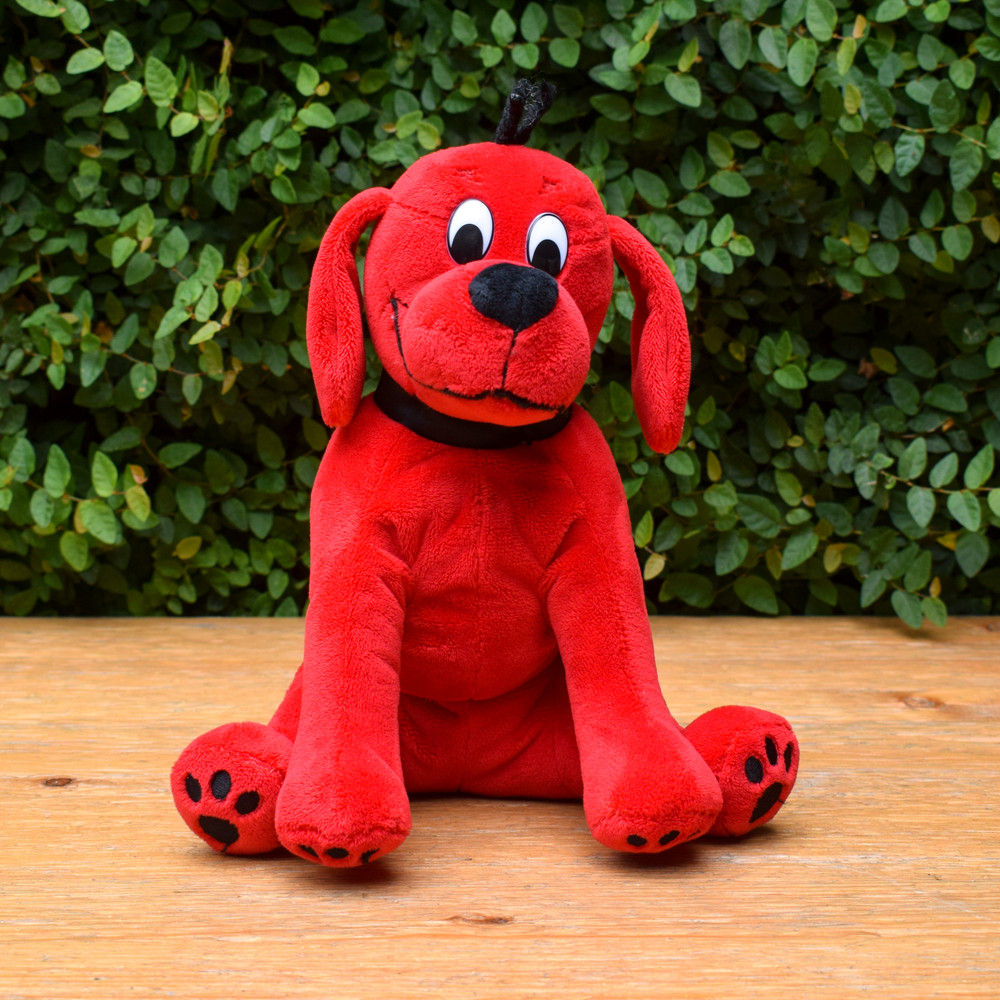 Clifford Medium Toy