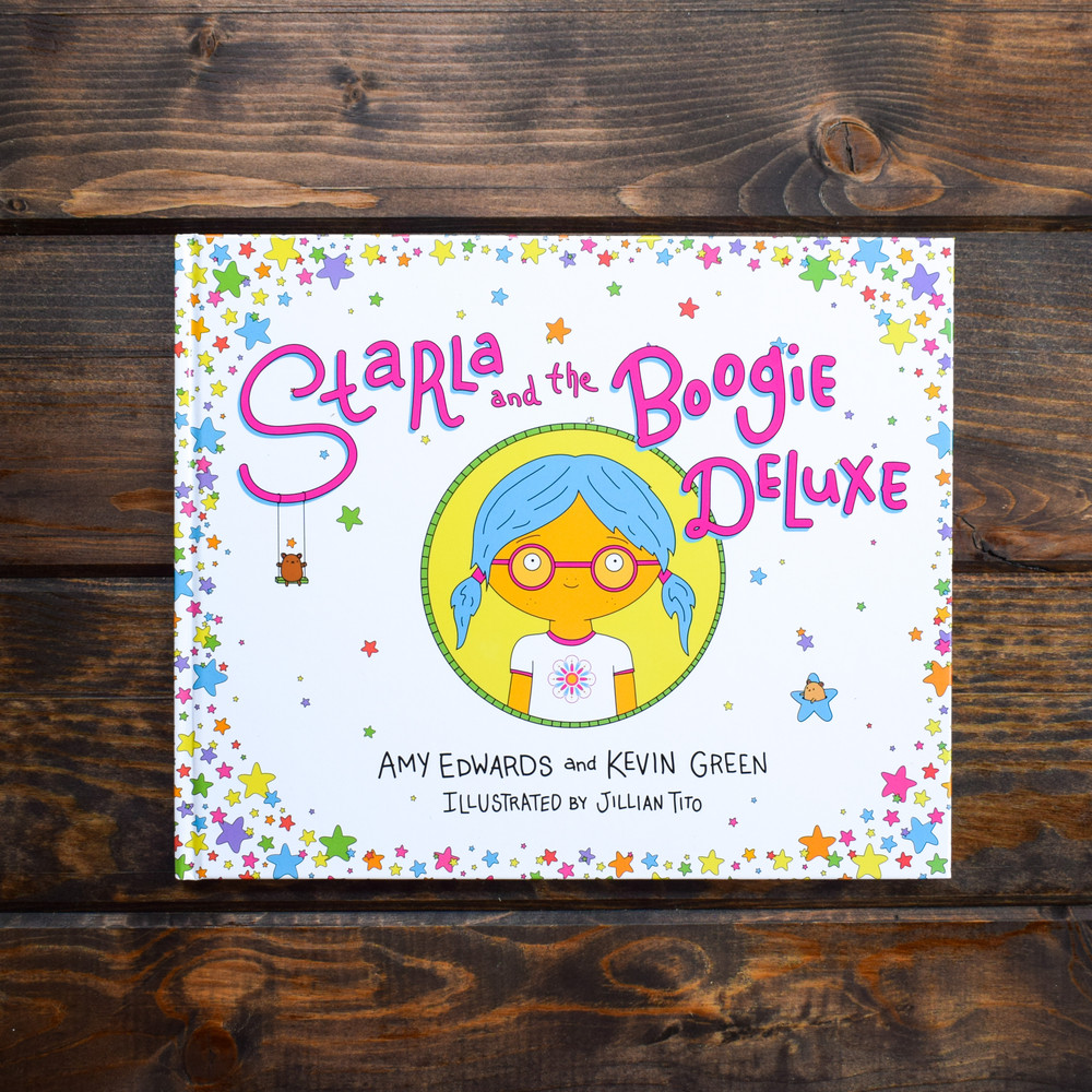 Starla and The Boogie Deluxe by Amy Edwards