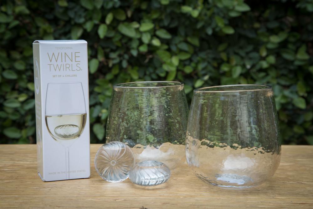 Wine Twirls - Set of 4