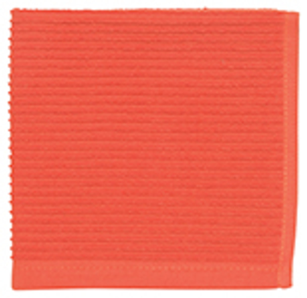Tangerine   You've finally found the kitchen towel you've been searching for. The ripple towel is perfect, size, absorbent, good looking but also minimal, everything you could ever want in a dish towel. Available in array of vibrant colors to match your space perfectly, we promise you will never buy another type of dish towel after this.
