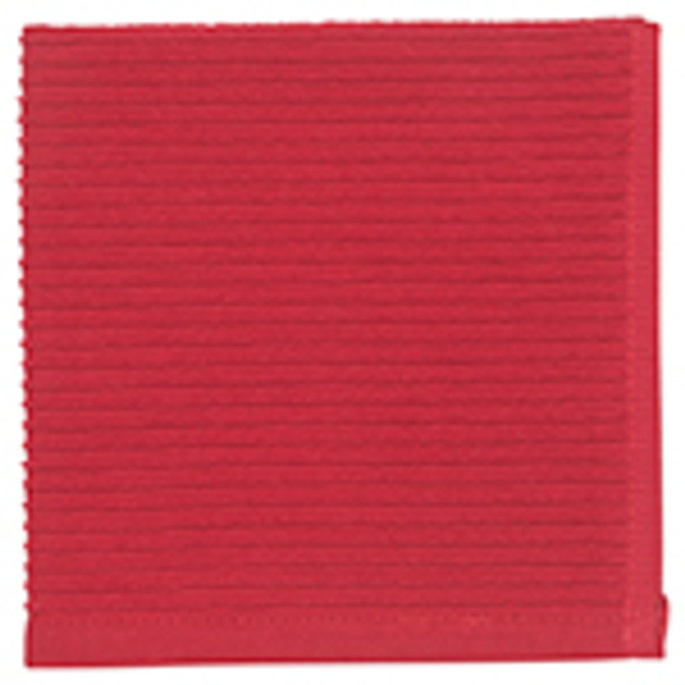 Red   You've finally found the kitchen towel you've been searching for. The ripple towel is perfect, size, absorbent, good looking but also minimal, everything you could ever want in a dish towel. Available in array of vibrant colors to match your space perfectly, we promise you will never buy another type of dish towel after this.