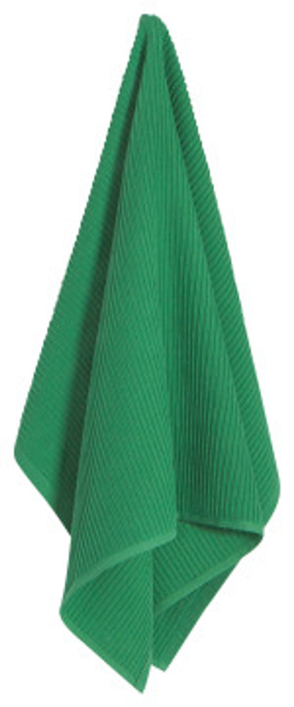 Greenbriar  You've finally found the kitchen towel you've been searching for. The ripple towel is perfect, size, absorbent, good looking but also minimal, everything you could ever want in a dish towel. Available in array of vibrant colors to match your space perfectly, we promise you will never buy another type of dish towel after this.