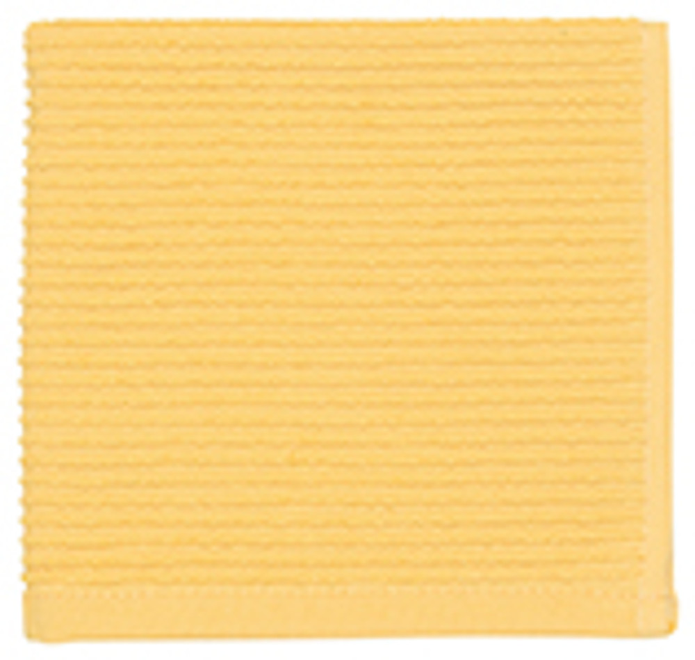 Lemon   You've finally found the kitchen towel you've been searching for. The ripple towel is perfect, size, absorbent, good looking but also minimal, everything you could ever want in a dish towel. Available in array of vibrant colors to match your space perfectly, we promise you will never buy another type of dish towel after this.