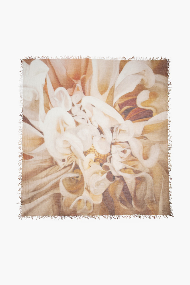 Cashmere and Silk Scarf
