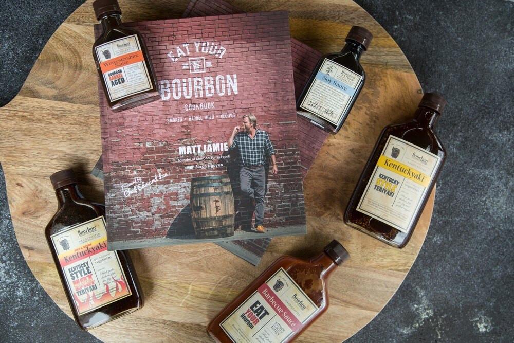 Bourbon Barrel BBQ Sauce