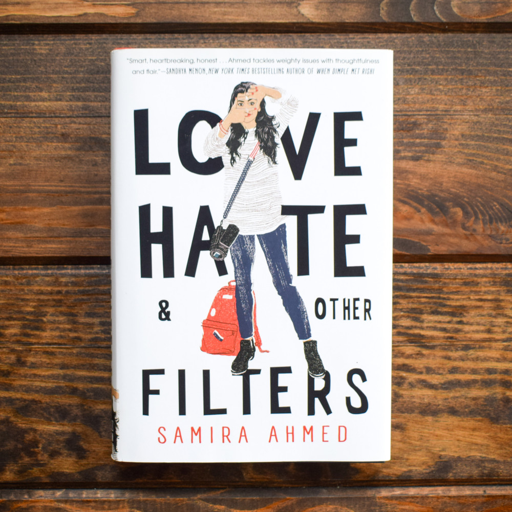 In this unforgettable debut novel, an Indian-American Muslim teen copes with Islamophobia, cultural divides among peers and parents, and a reality she can neither explain nor escape.