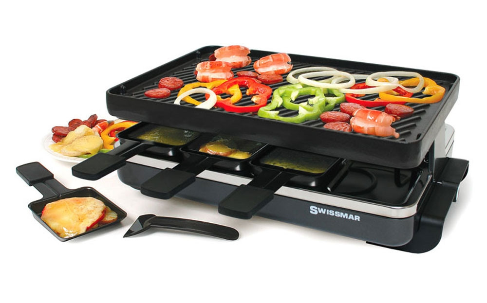 Classic 8 Person Raclette