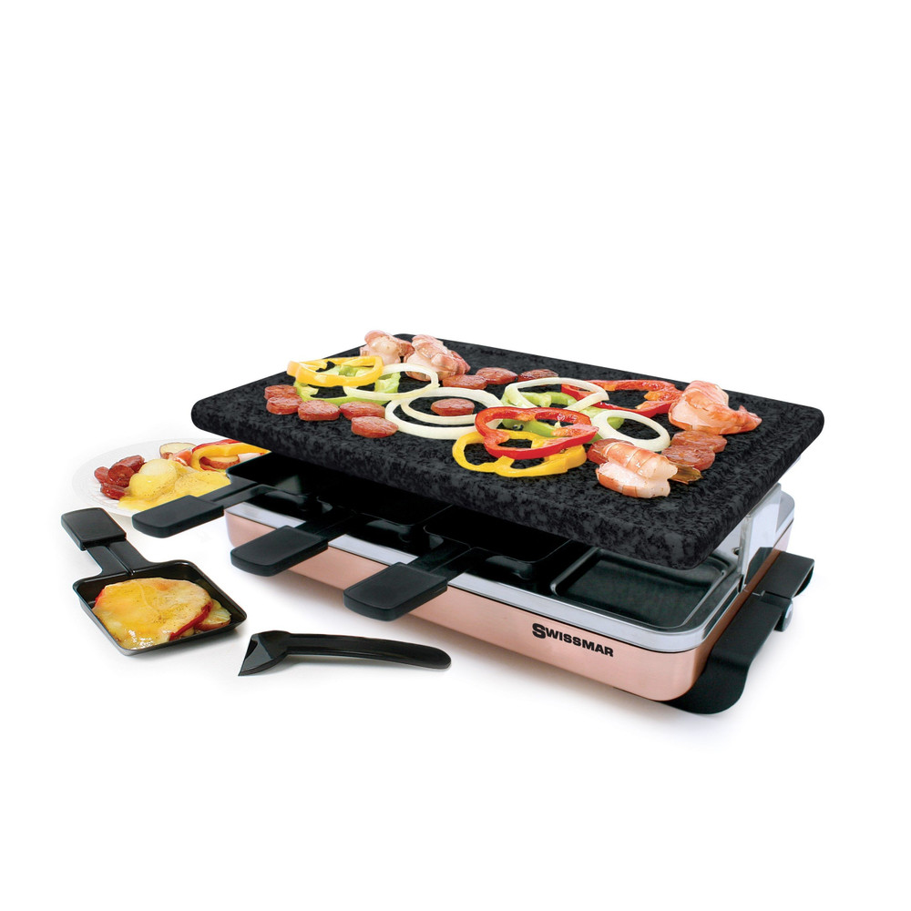 Copper Raclette