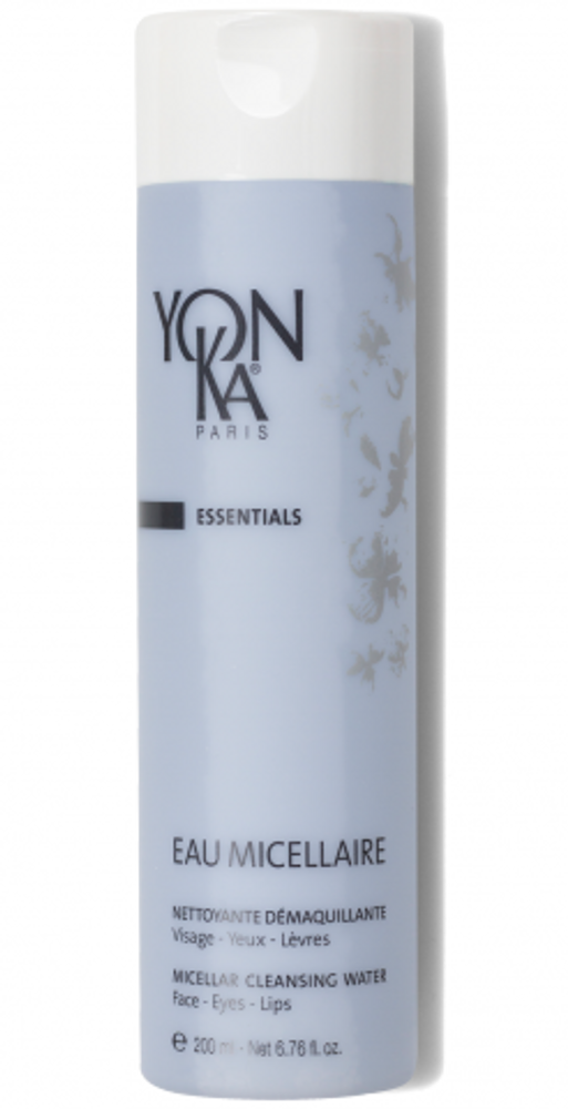 A quick cleansing solution, this micellar cleansing water will leave you face clean and ready for your routine without the use of water, perfect for those on the go! Can also be used as makeup remover.