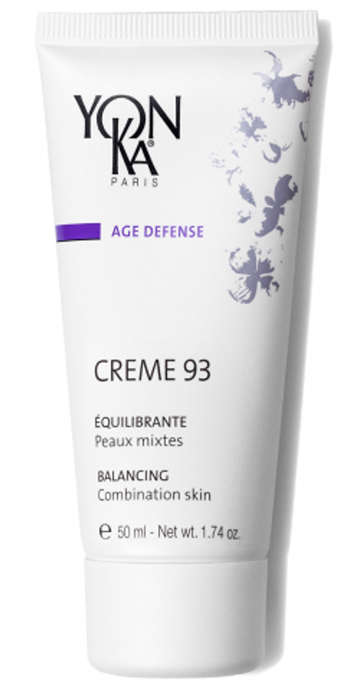 Designed for combination skin to purify and prevents aging. It is enriched with vitamins and mattifies, protects and normalizes to help with a smooth makeup application.