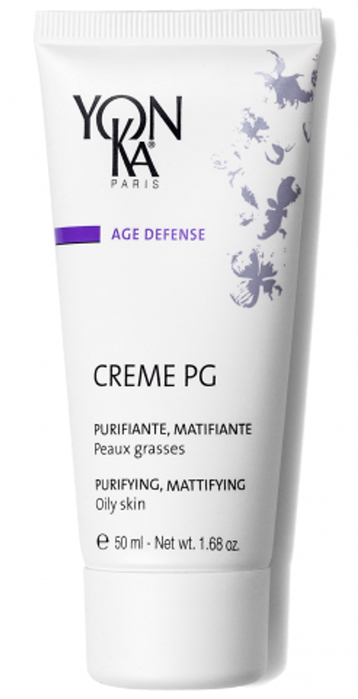 A purifying and mattifying moisturizer for those with over productive glands, this treatment will help diminish redness, and reduce shine.