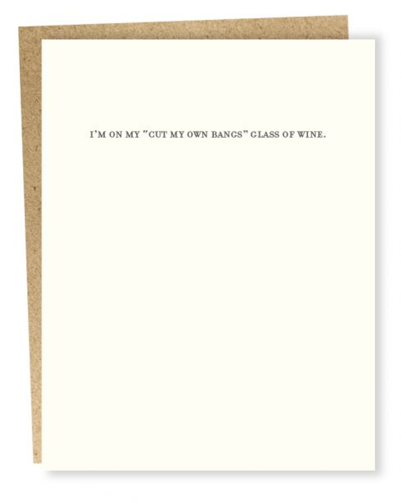 The thoughts we all have and never share, are now shared. These hilarious and simple cards are perfect for any occasion.
