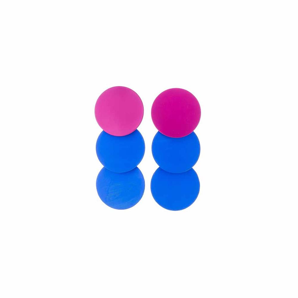 Three Circles Earrings