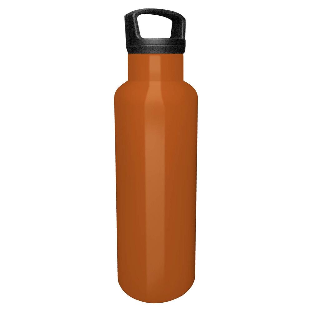 Sport 20 oz Water Bottle - Dk Orange