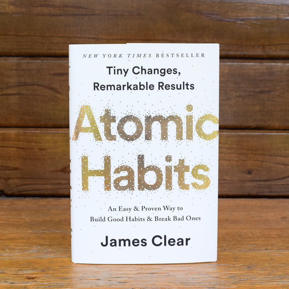 World-renowned habits expert James Clear has discovered a simpler system for transforming your life. He knows that lasting change comes from the compound effect of hundreds of small decisions – doing two push-ups a day, waking up five minutes early, or holding a single short phone call. He calls them atomic habits.  In this ground-breaking book, Clear reveals how these tiny changes will help you get 1 percent better every day. He uncovers a handful of simple life hacks (the forgotten art of Habit Stacking, the unexpected power of the Two Minute Rule, or the trick to entering the Goldilocks Zone), and delves into cutting-edge psychology and neuroscience to explain why they matter. Along the way, he tells inspiring stories of Olympic gold medalists, leading CEOs, and distinguished scientists who have used the science of small habits to stay productive, motivated, and happy.  These small changes will have a revolutionary effect on your career, your relationships and your life.