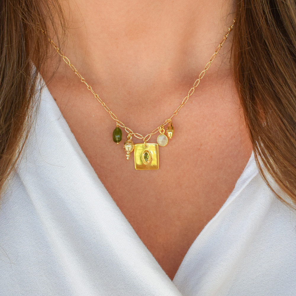 Chan Chan Necklace
