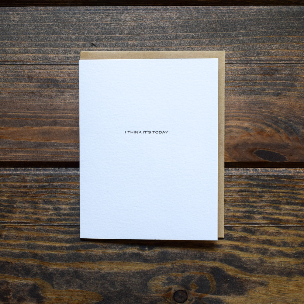 Cards From Men - Happy Anniversary Card