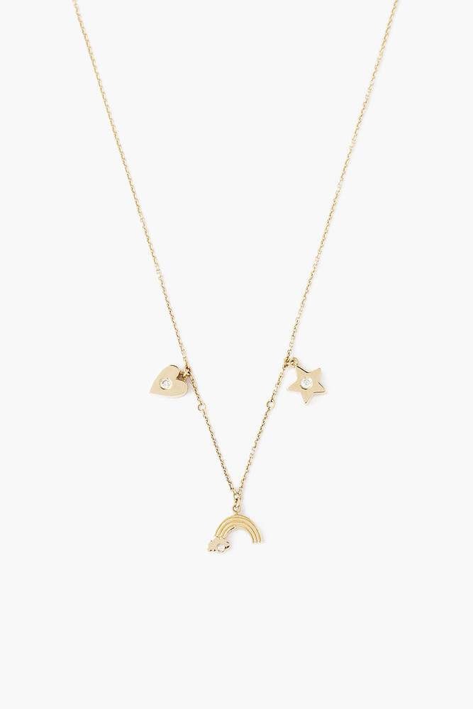Love + Luck Necklace