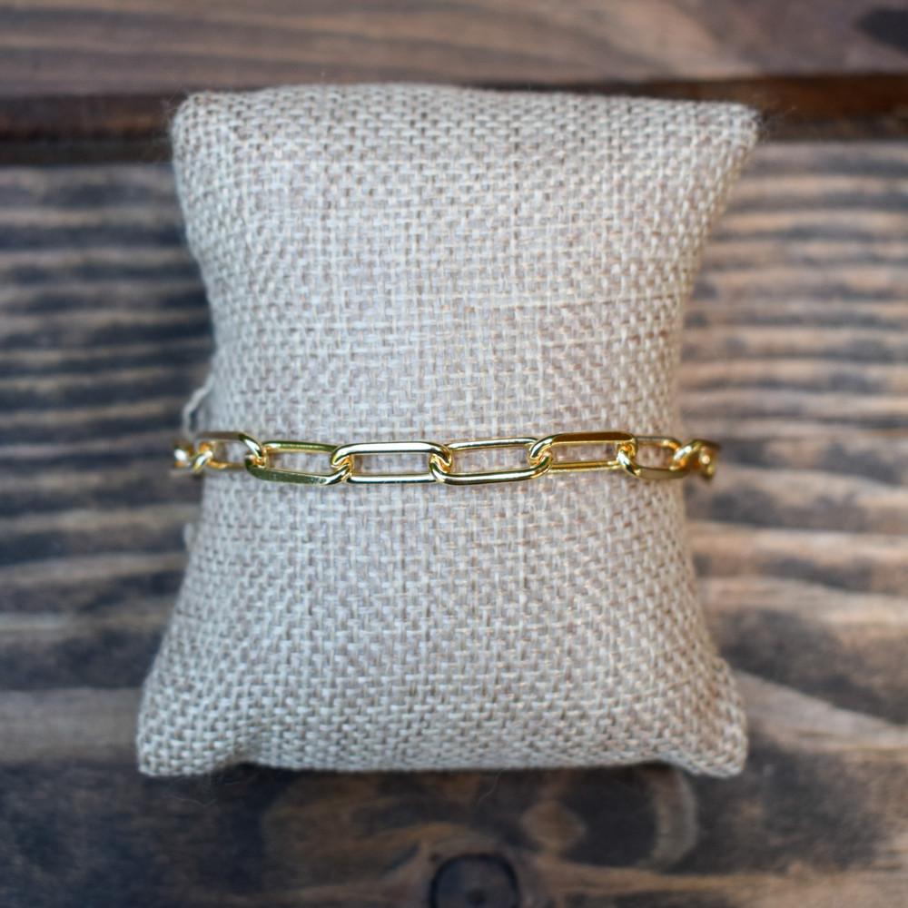 Short Link Bracelet