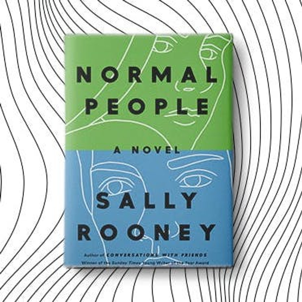 Normal People is the story of mutual fascination, friendship and love. It takes us from that first conversation to the years beyond, in the company of two people who try to stay apart but find that they can't.
