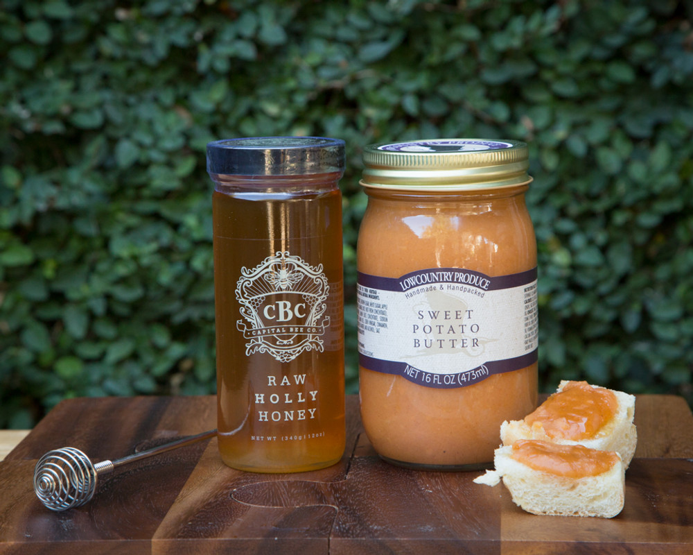 The Capital Bee Company, based in Savannah, GA, is on a mission to find the most interesting and delectable honeys. Each honey is hand picked, never processed, and truly a delight to your senses. They are also known for their rare single varietal mono-floral honeys.