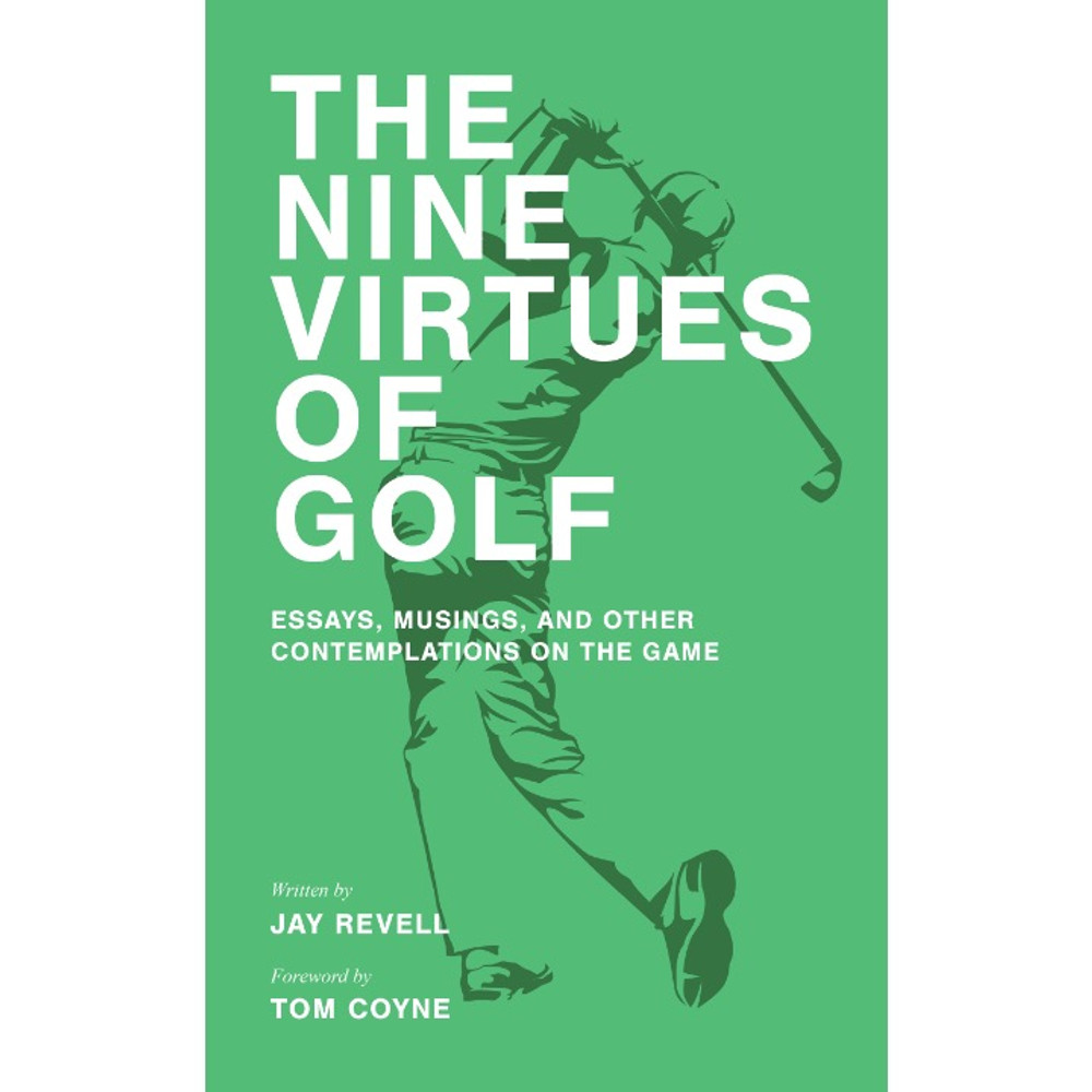 In his debut book, golf writer Jay Revell takes readers for a walk through his personal experiences, recollections, and theories from a lifetime spent in the sport. Designed to be read in small doses, The Nine Virtues of Golf features an engaging mix of essays, poems, short stories, and other musings, making it the perfect companion for golf trips, beach days, and bedside reading. Through his stories, Revell has built a global following of golfing diehards and cataloged his love affair with the game. In The Nine Virtues of Golf, Revell brings those tales together in an easily digestible read that's perfectly suited for anyone with a passion for golf.