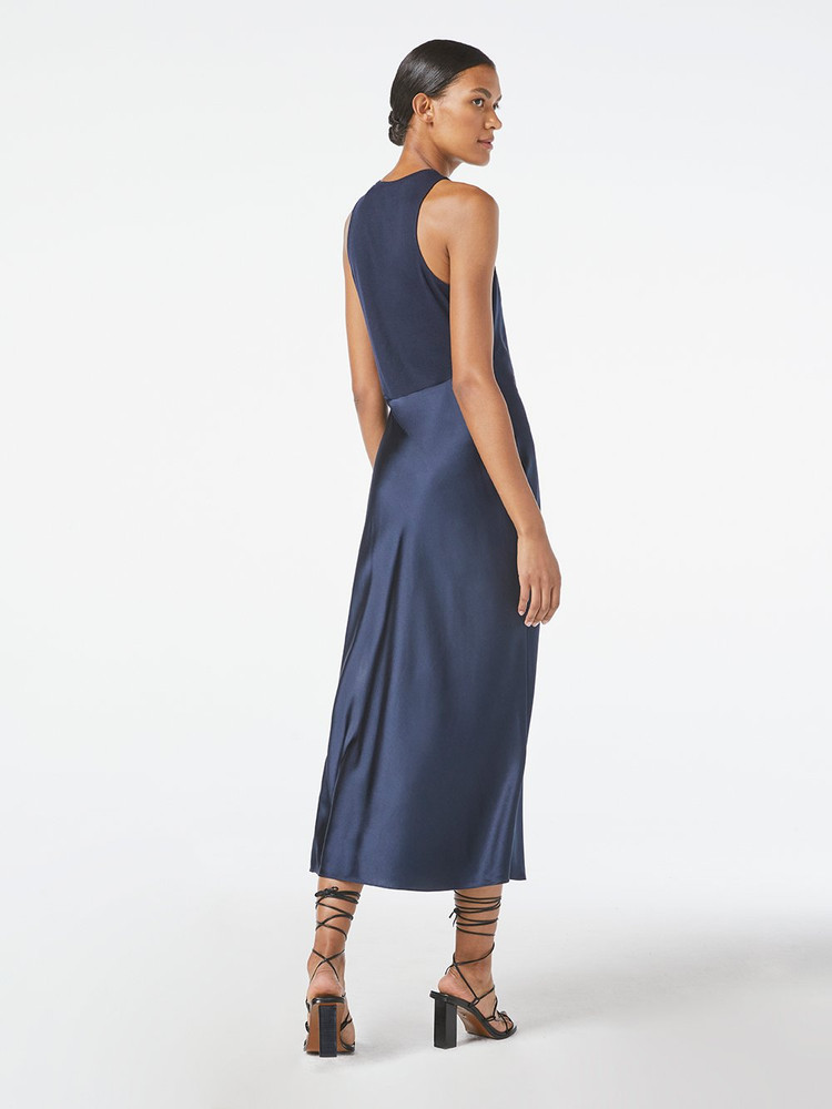 Bias Maxi Dress