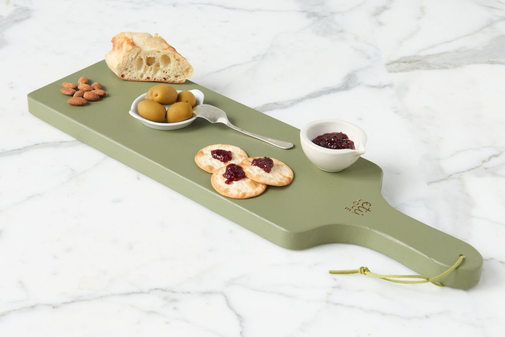 The perfect addition to your serving pieces The Tapas Plank is a versatile size great for individual cheese boards or as an addition to a multiple board spread.