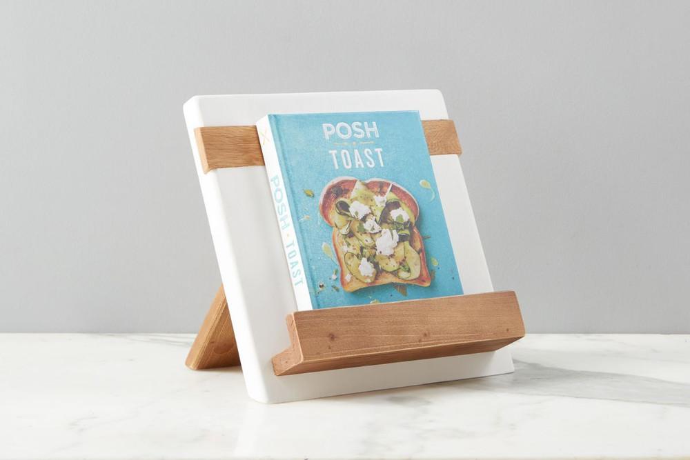 iPad and Cookbook Holder