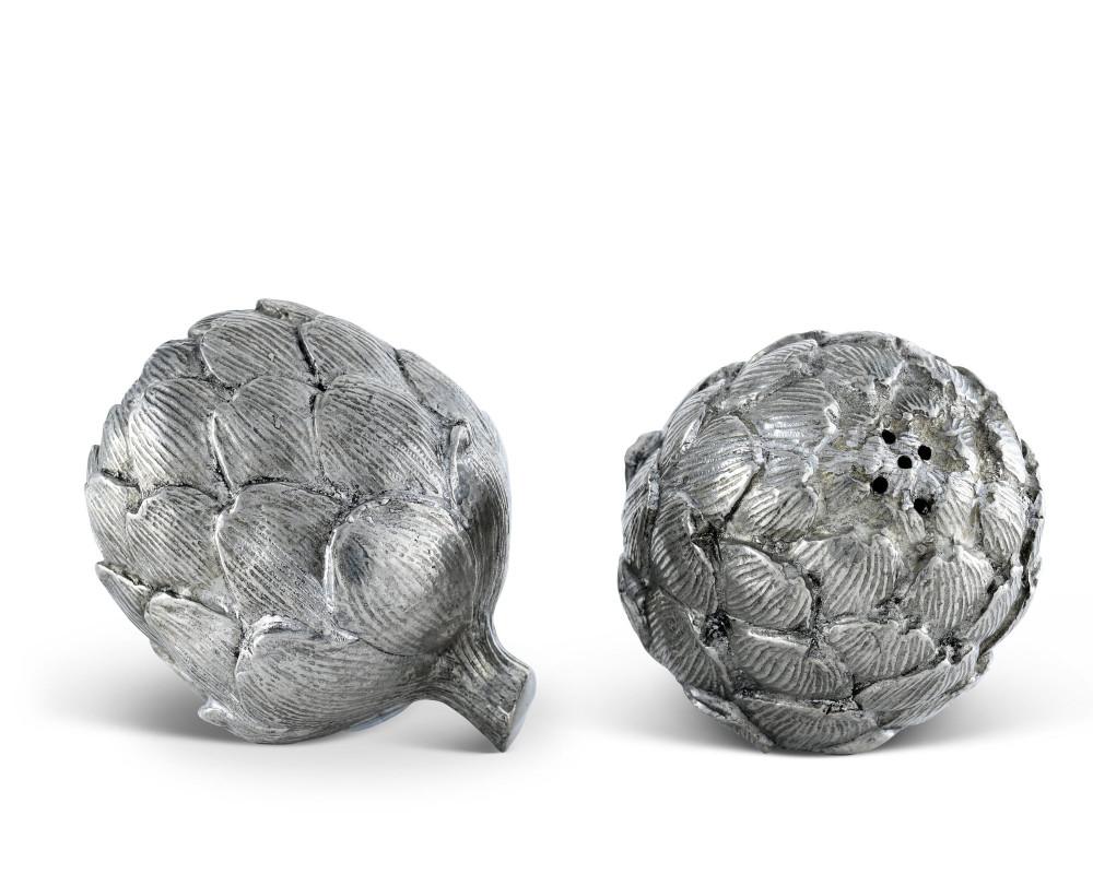 Artichoke Salt and Pepper Set