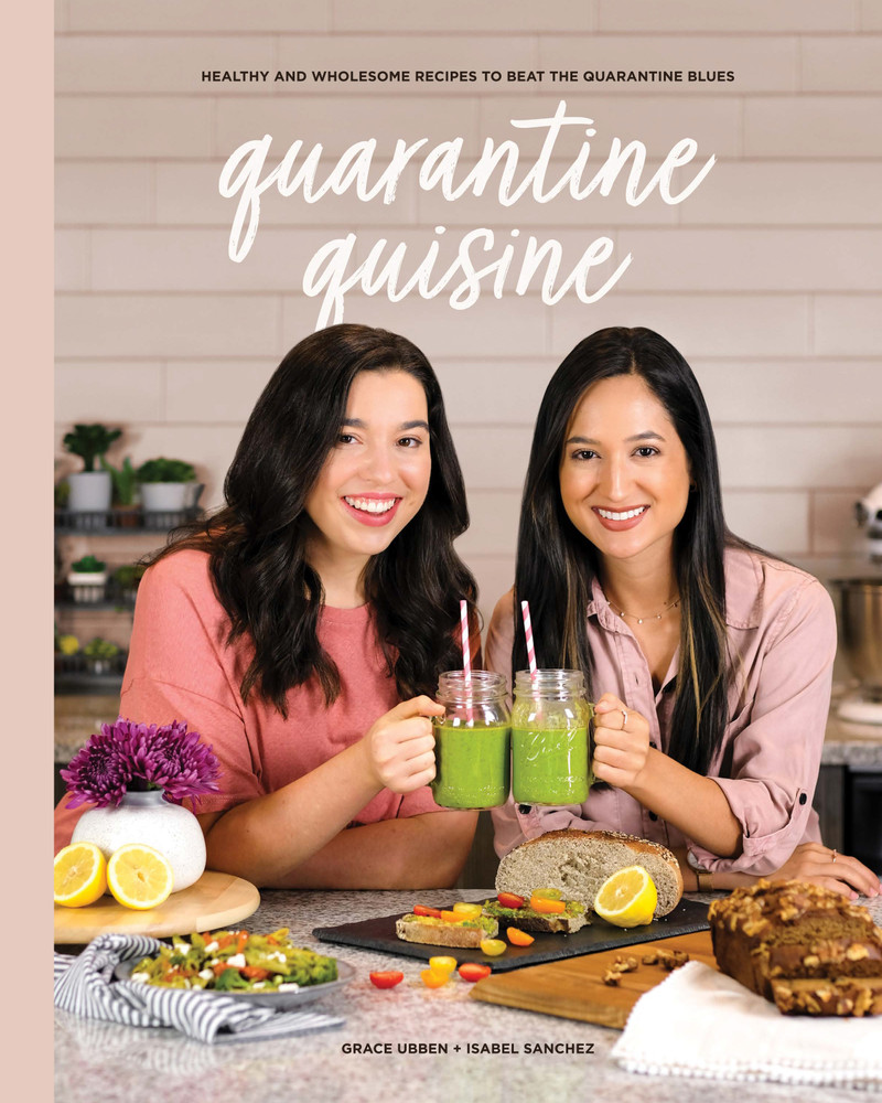 Healthy and wholesome recipes to beat the quarantine blues.